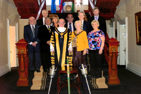 Lord Mayor of Cardiff