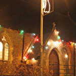 Tongwynlais Christmas Lights
